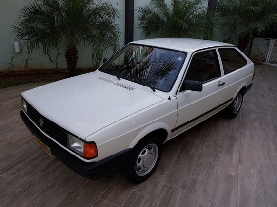 Volkswagen Gol 1990 Todo Original De Fábrica 21 000km
