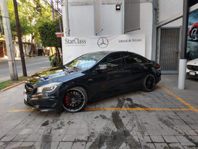 Mercedes-benz Cla Class 4p 45 Amg L4/2.0/t Aut