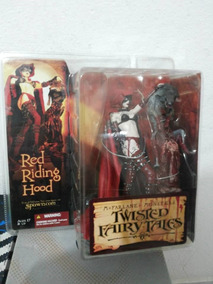 Monsters Twisted Fairy Tales - Red Riding Hood - Mcfarlane