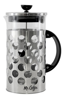 Cafetera Prensa Francesa 1 Litro Mr Coffee