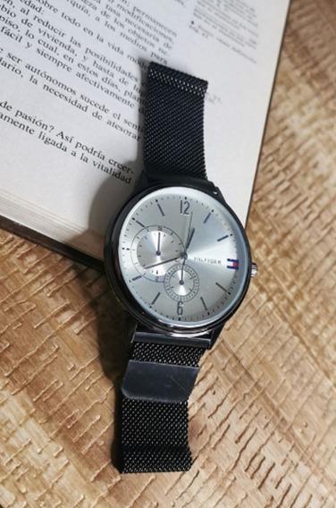 Reloj Magnetico Acero Hombre Mujer