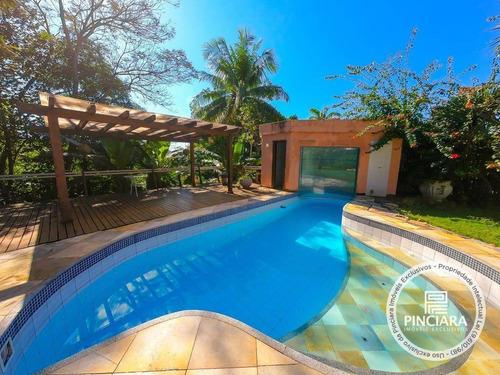 Imagem 1 de 29 de Casa Com 4 Quartos À Venda, 350 M² Por R$ 1.750.000 - Maria Paula - Niterói/rj - Ca0126