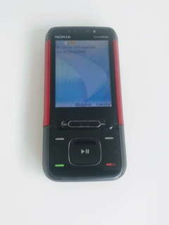 Nokia 5610 Xpress Music Usado
