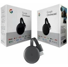 Chromecast 3 Original Google .com