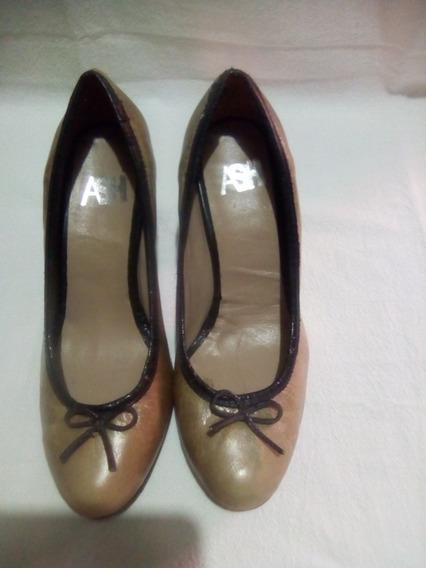 Zapato De Vestir Ash Mujer Gnl
