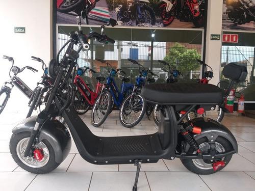 Patinete Moto Scooter Elétrico Gloov P6-r