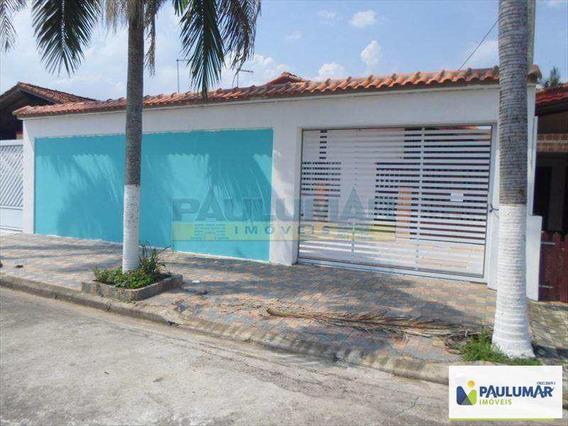 Casa Com 3 Dorms, Jardim Imperador, Praia Grande - R$ 400 Mil, Cod: 48105 - A48105