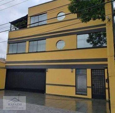 Imagem 1 de 6 de Prédio Para Alugar, 420 M² Por R$ 10.000/mês -  (zona Norte) - São Paulo/sp - Building For Rent, 420 M²  (north Zone) - São Paulo - Pr0046