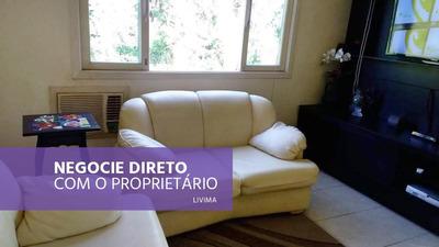 Apartamento Com 2 Dormitórios À Venda, 82 M² Por R$ 370.000 - Itararé - São Vicente/sp - Ap0469