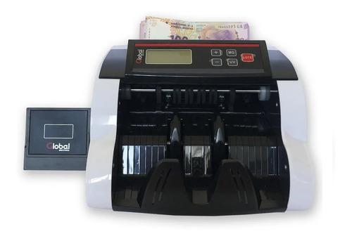 Contador Billetes Maquina Billcounter Pesos Dolares Euros