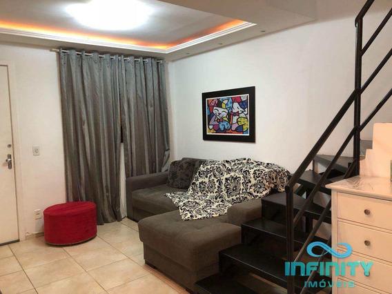 Sobrado De Condomínio Com 3 Dorms, Santa Cruz, Gravataí - R$ 297 Mil, Cod: 281 - V281