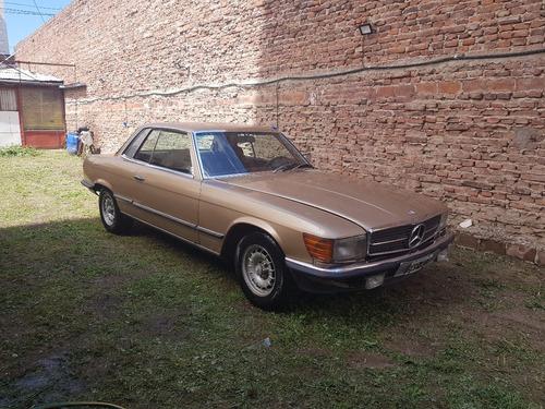 Mercedes Benz 280 Slc Coupe 1981