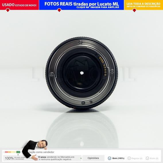 Lente Canon Ef 50mm F/1.4 Usm Fixa Ideal Desfoque Fundo | 2b