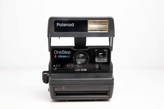 Câmera Fotográfica Polaroid One Step - Funcionando