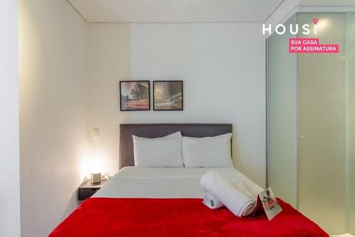 Apartamento - Vila Olimpia - Ref: 1237 - L-1237