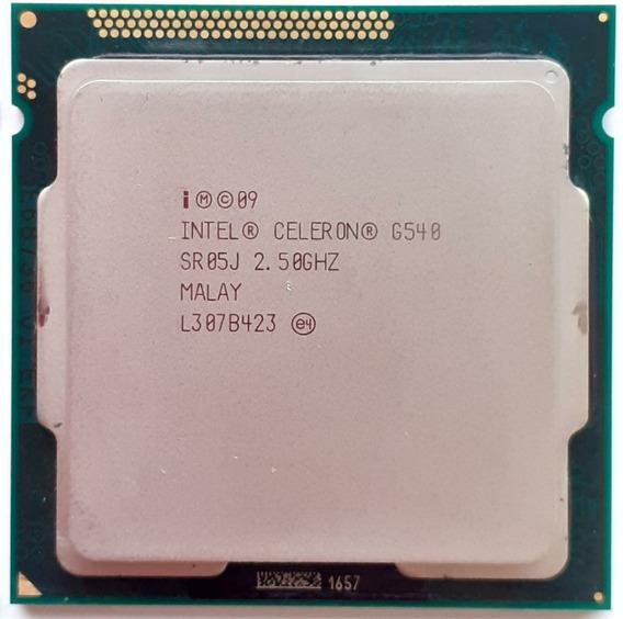 Processador Intel Celeron G540 2.50ghz Socket 1155