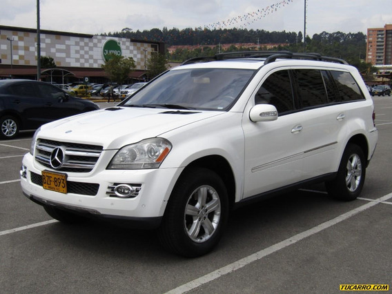 Mercedes Benz Clase Gl 450 At 4700cc Aa Ct 4x4 7psj