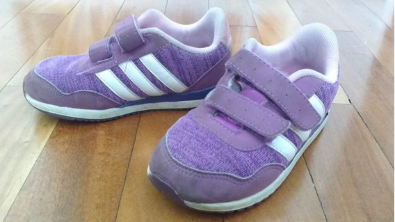Zapatillas adidas Neo Kids Us 9, Eur 26. Made In Indonesia