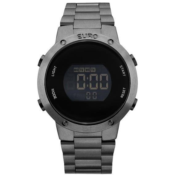 Relógio Euro Feminino Digital Eubj3279ab/4p