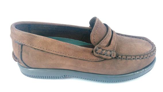 Zapatos Nautico Goshik De Niño Santorini