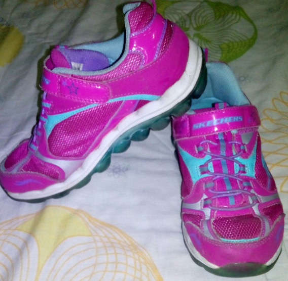 Zapato Fisura Zapatos Skechers de Niñas, Usado en Mercado