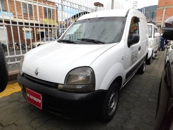 Renault Kangoo Aa. Mec 1,6 Gasolina 4x2 2 P.