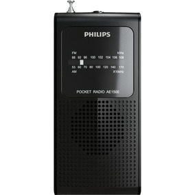 Mini Rádio Portátil Original Philips Am/fm Alto Falante Bols