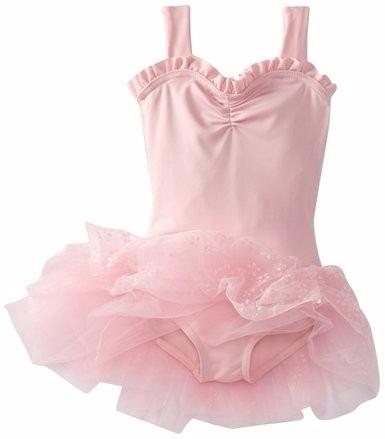 Tb Tutu Capezio Girls 2-6x Sweetheart Tutu Dress