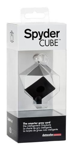 Imagen 1 de 4 de Datacolor Sc200 Cubo Calibrador De Color P/ Foto Spyder3cube