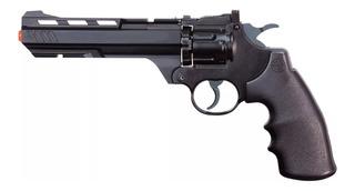 Revólver De Pressão Co2 Crosman Vigilante 4,5mm Tiros 10