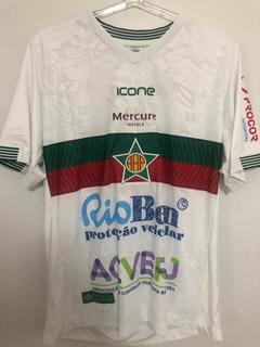 Camisa De Futebol Portuguesa Rio De Janeiro 2019