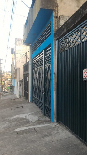 Sobrado À Venda, 3 Quartos, 1 Suíte, 2 Vagas, Parque Mikail - Guarulhos/sp - 1320