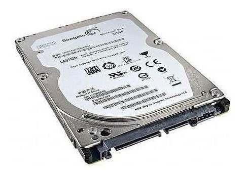 Hd 500gb Notebook Seagate Slim Vídeo 2.5 Pronta Entrega