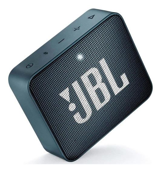 Caixa De Som Original Jbl Go 2 À Prova Dágua