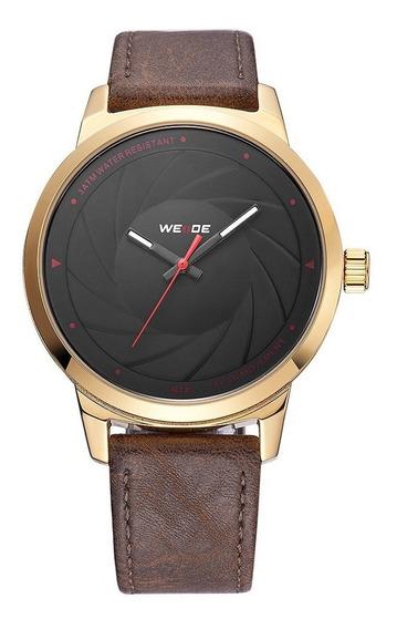Reloj Weide Original Wd005g-1c Clásico, Elegante, + Caja