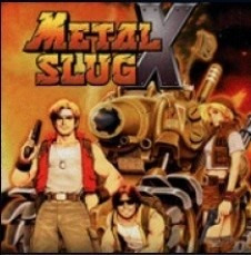 Metal Slug X (classico Do Ps1) - Psn Ps3 Digital
