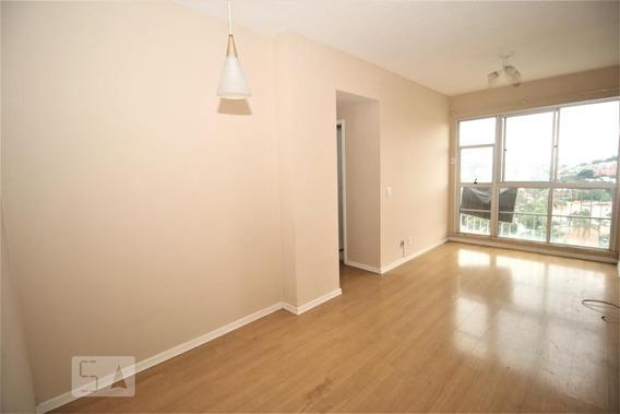 Apartamento No 7º Andar Com 2 Dormitórios E 1 Garagem - Id: 892960479 - 260479
