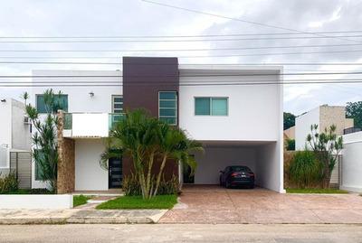 Renta Casa En Mérida Muy Amplia Y Lista Para Habitar!!! -colonia Montes De Amé