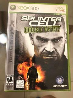 Juego Xbox 36o Splinter Cell