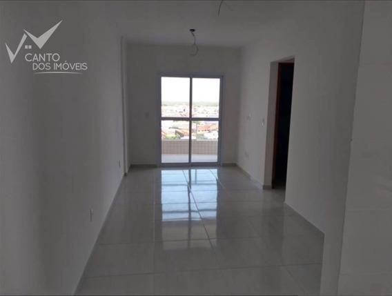 Apartamento Com 2 Dorms, Sítio Do Campo, Praia Grande - R$ 205 Mil, Cod: 502 - V502
