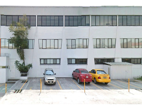 Se Renta Edificio Para Oficinas En La Zona Industrial De Naucalpan