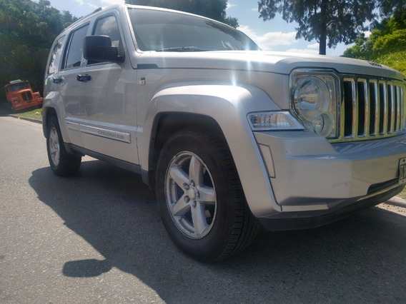 Cherokee Limited Atx 3.7 Ant $685000 Y Cuot Automotores Yami