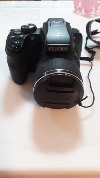 Câmera Profissional Fujigilm Finepix S8200 Full Hd
