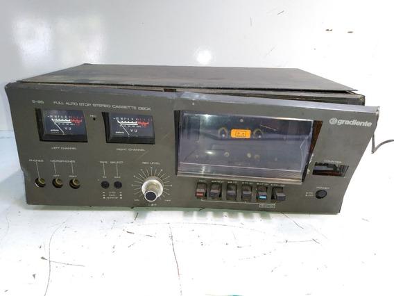 Tape Deck Gradiente S-95