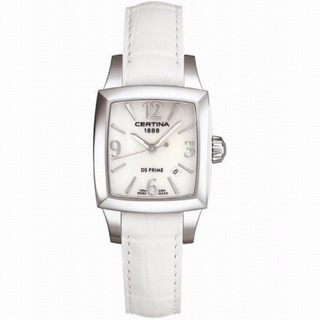 Reloj Certina Ds Prime Shape C0043101611700 Mujer Agente Of.