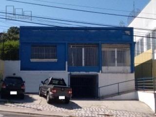 Casa Comercial Para Locação, Além Ponte, Sorocaba - Ca1015. - Ca1015