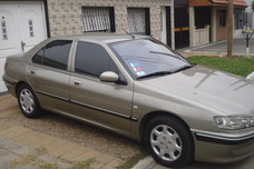 Peugeot 406 St Motor 2.0 Hdi Color Champagne