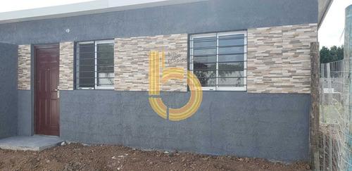 A Estrenar Casa 2 Dormitorios Zona Autodromo Al Frente- Ref: 8