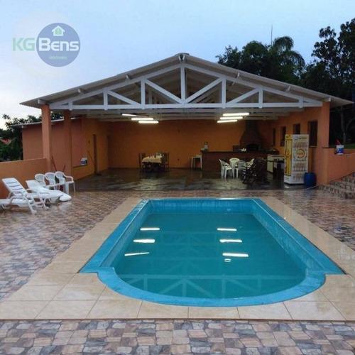 Imagem 1 de 10 de Chácara À Venda, 3000 M² Por R$ 550.000,00 - Área Rural De Limeira - Limeira/sp - Ch0007