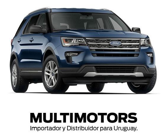 Ford Explorer 3.5 Xlt 4x4 Automática 2018 0km